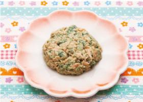 秋鮭とホウレンソウの豆乳パテ