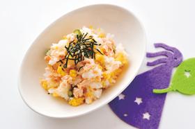 春の鮭ちらし寿司