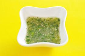 ネバネバスタミナ味噌汁
