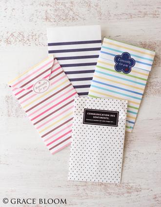 ハート 折り紙 封筒 作り方 折り紙 : happy-note.com