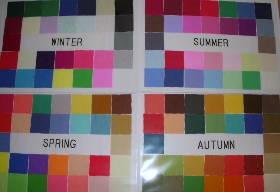 似合う色は「馴染む色!」。「目立つ色」ではありません!!