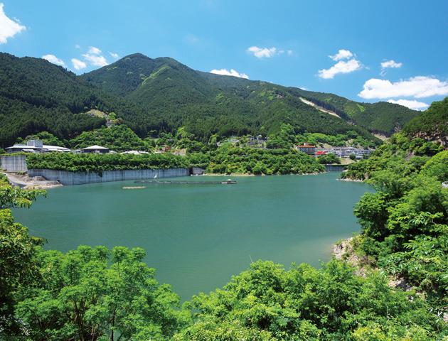 奈良県 川上村
