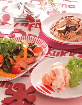 七五三のお祝いに。秋の中華レシピ